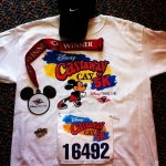 Finally!  Rocked the Castaway Cay 5k! m/