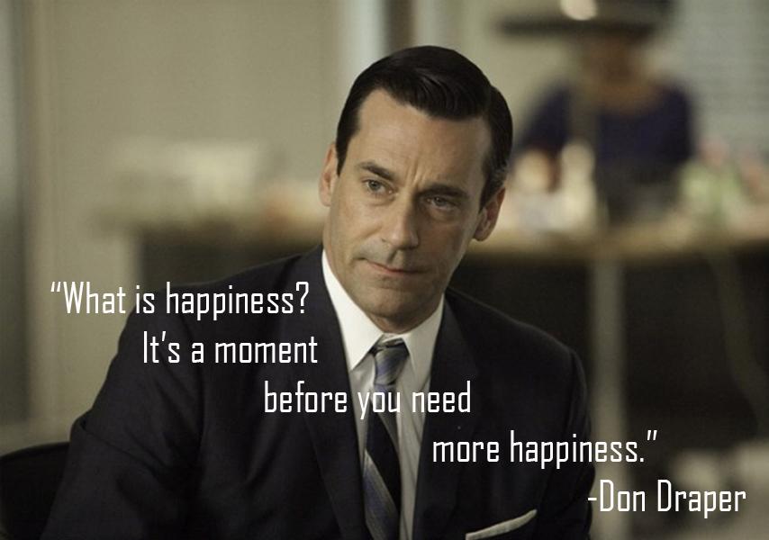 Happiness-Draper